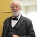 Wed, 10/02/2013 - 18:50 - A photo of Tom Schobert's impression of Robert E. Lee