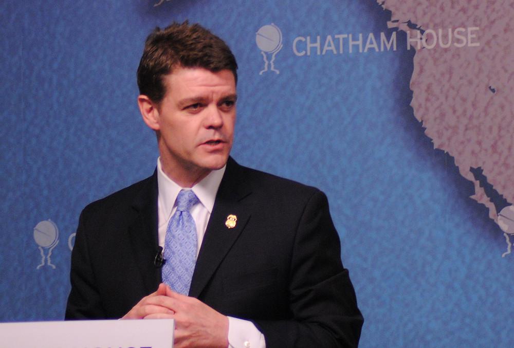 John Morton, Director, US Immigration and Customs Enforcem ...