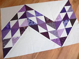 Purple Birds in the Air Blocks - Layout 1