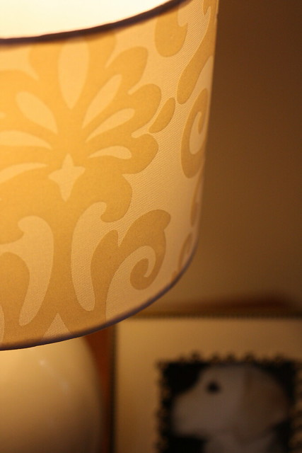 L is for...lamp, light and love