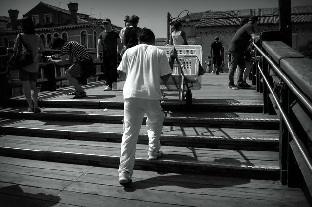 transport in Venice