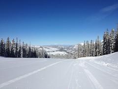 月, 2013-02-25 11:30 - 絶好のスキー日和