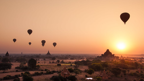 Bagan Plains, Myanmar | by xlth