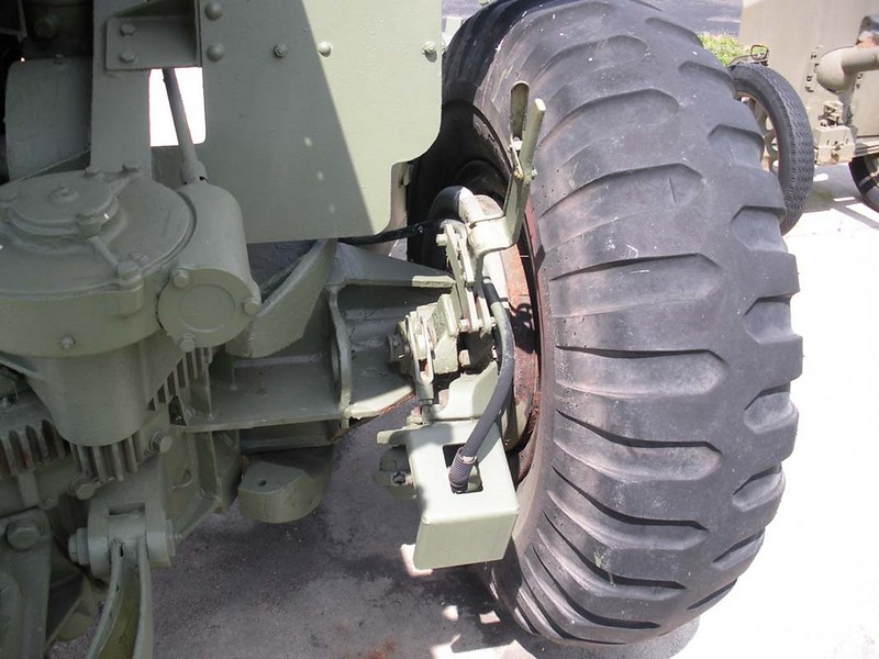 US 155mm M1A1 Howitzer 6