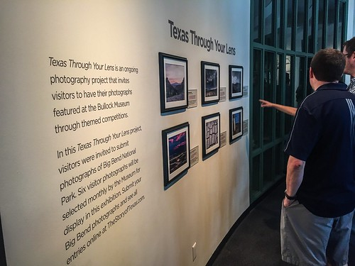 Journey Into Big Bend exhibit at Bullock Texas State History Museum, Austin, TX   by AndrewNewton