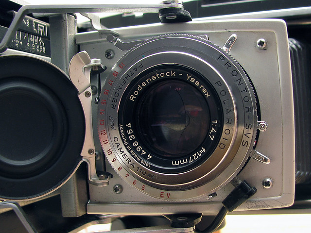 Polaroid Pathfinder 110a 110ab Camera