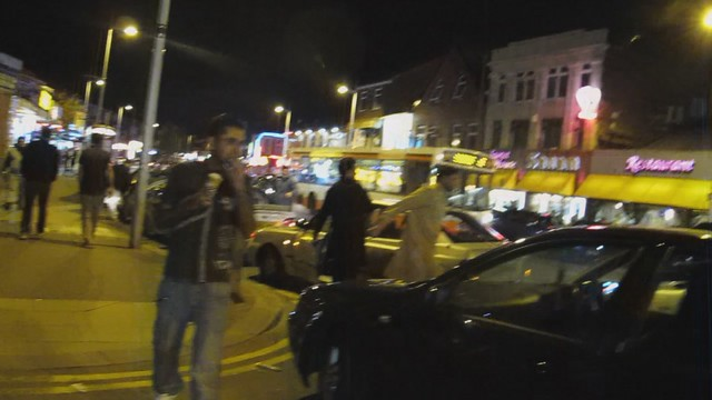 Curry Mile
