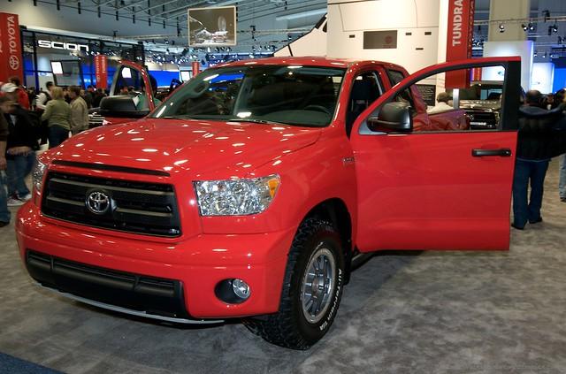 2013 Washington Auto Show - Upper Concourse - Toyota 8