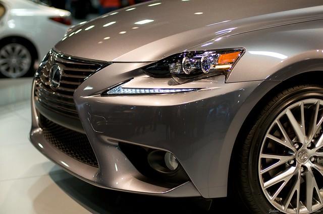 2013 Washington Auto Show - Lower Concourse - Lexus 10