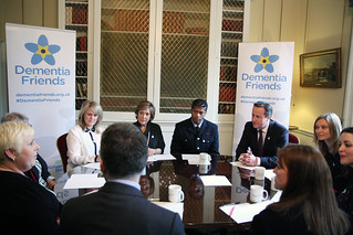 Dementia Friends information session | by UK Prime Minister