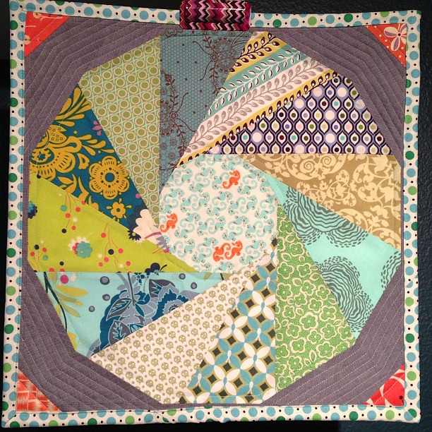 Doll Quilt Swap Finished! #dqs13
