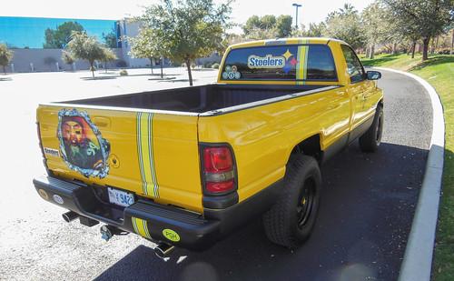Steeler Truck 9 1995 Dodge Ram 1500 Slt 1 2 Ton 4x2