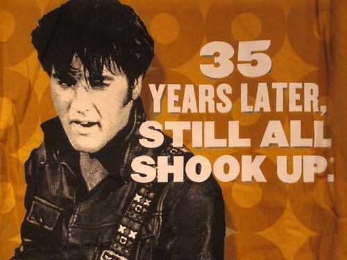 Ladies and Gentlemen, Elvis has left the building !!   Flickr