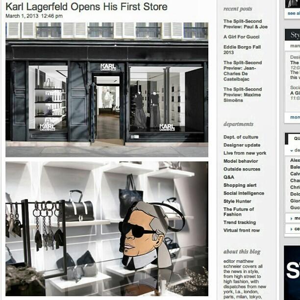 Luxury Brand Legend Karllagerfeld Head Designer Of Flickr