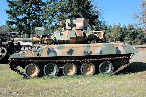 D70-0308-072 - Sheridan Tank