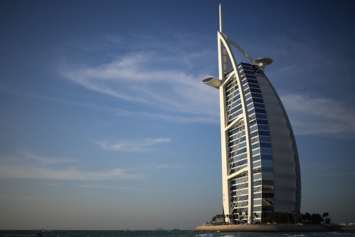 Iconic Burj-al-Arab | by Guillaume ᕈ. BOᕈᕈE