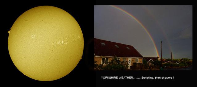 Yorkshire weather