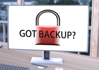 PC - Computer - Sicherheit - Datensicherung - Backup | by Christoph Scholz