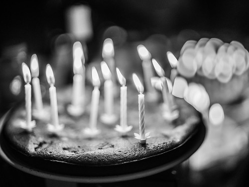 Happy BDay Bokeh | by billknock