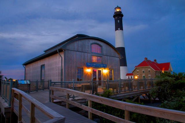 Fire Island Light Station