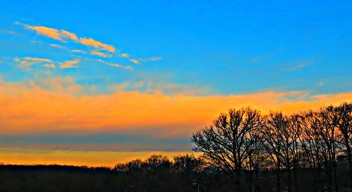 toronto ontario canada sunrise northyork