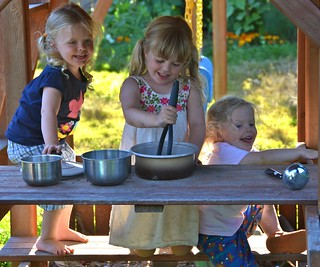 Mud Pie Kitchen: Making Octopus Stew! | by IntrepidMurmurings