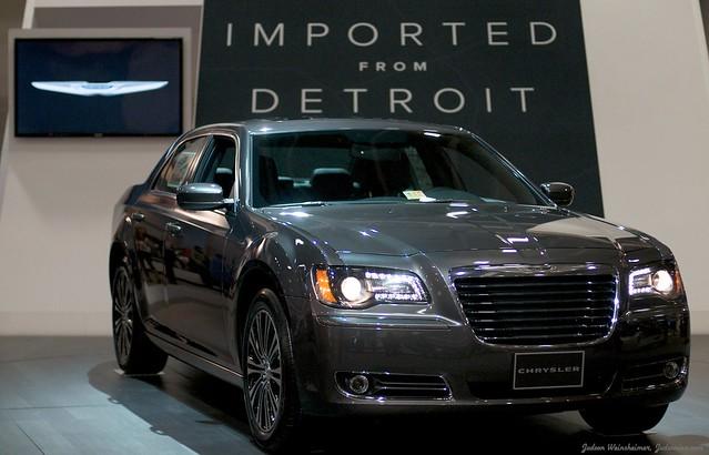 2013 Washington Auto Show - Upper Concourse - Chrysler 4
