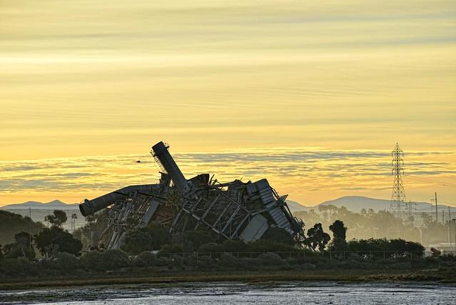 50-300mm ED 4.5  nikon nikkor D3 chula vista power plant implosion 6