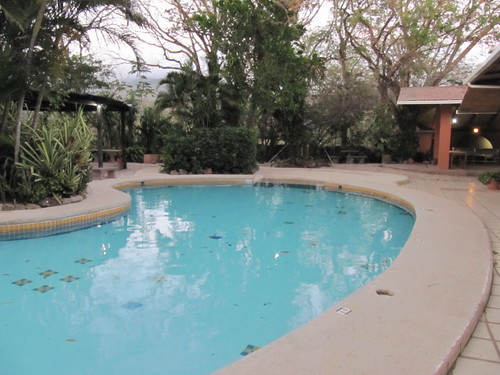 Swimming pool at Hacienda Guachipelin | by wallygrom