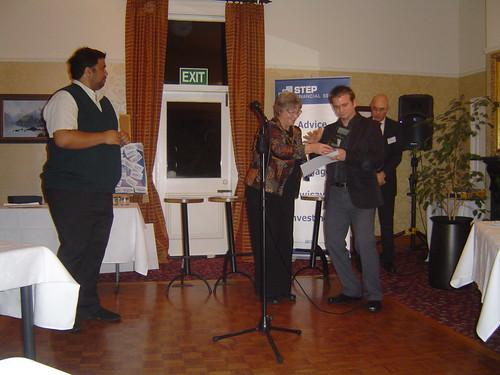 AMP Scholarship 2010 | by oddsocksnz