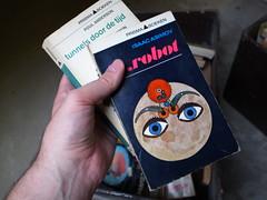 Ik, robot - Isaac Asimov