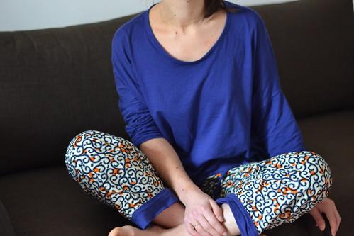 Pyjama wax