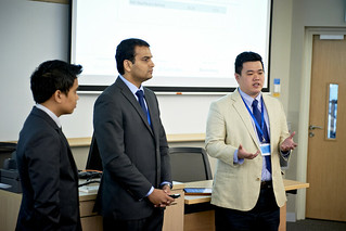 4th NUS Asian MBA Stock Pitch Competition (Day 3 - Part 1), 6-8 March 2013