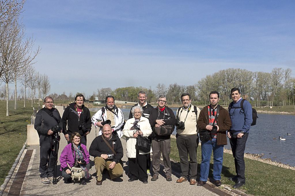 Kedada De Fez En Parque Lineal De Plaza Zaragoza 23 03 201 Flickr