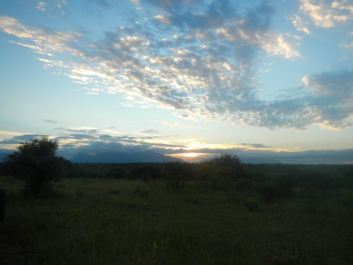 africa sunset sky clouds southafrica skies cloudy