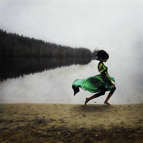 Running with the fairies