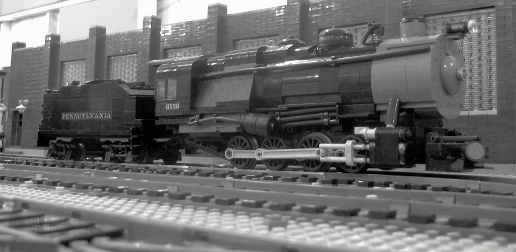 PRR C1 0-8-0 Switcher | Given the success of 0-8-0s elsewher