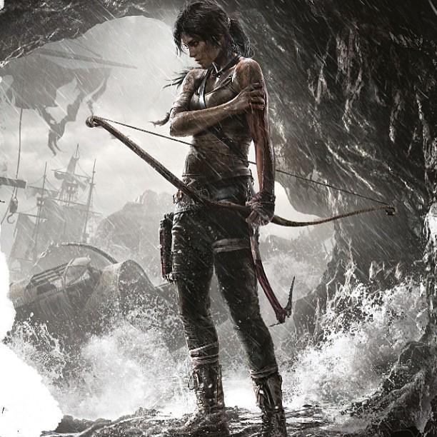 Lara Is Coming Can T Wait Lara Croft Laracroft Tomb R