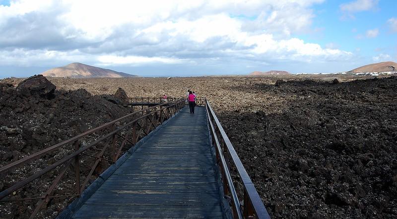 Parque Nacional de Timanfaya - Lanzarote