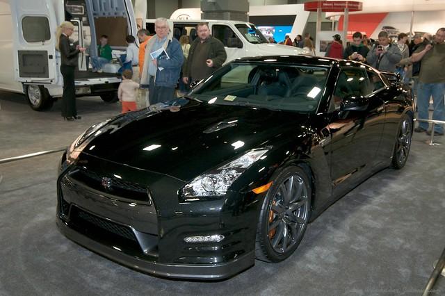 2013 Washington Auto Show - Lower Concourse - Nissan 6