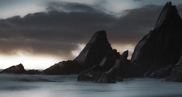 the dark night rises (explored)