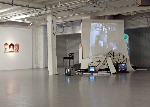 THE FUTURE CAN WAIT, 2012 | Victoria House, London