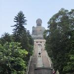 L'île de Lantau et son Bouddha géant