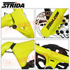 186-203 STRIDA 16吋LT版折疊單車(碟剎)消光芥末黃色2013年版9