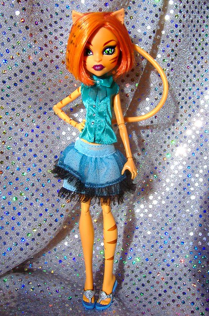 Toralei in blue Bratzillaz #1