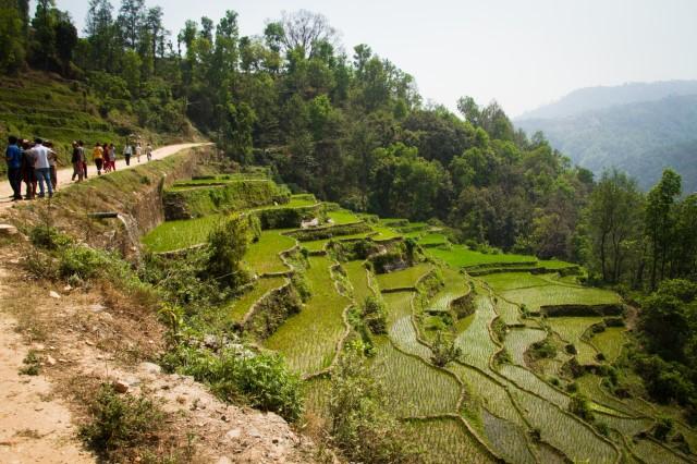 Shikharpur Village, Nepal