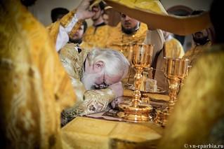 Божественная литургия 87