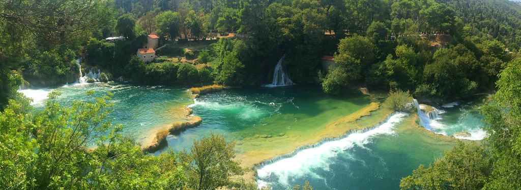 Krka Falls