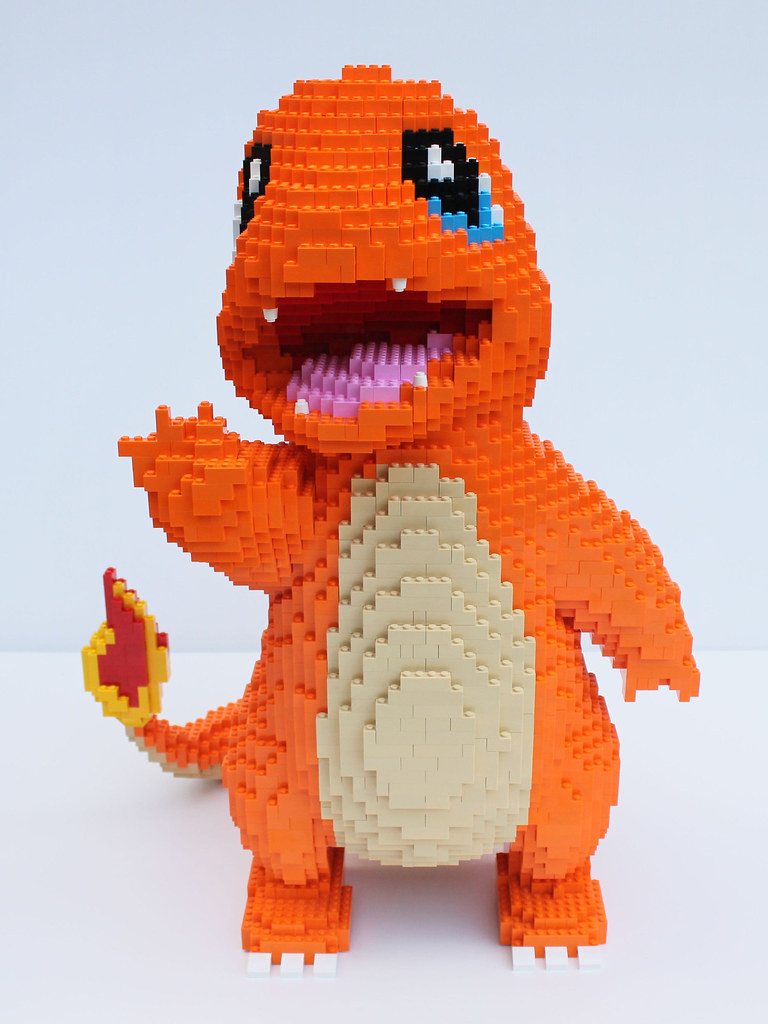 LEGO Charmander