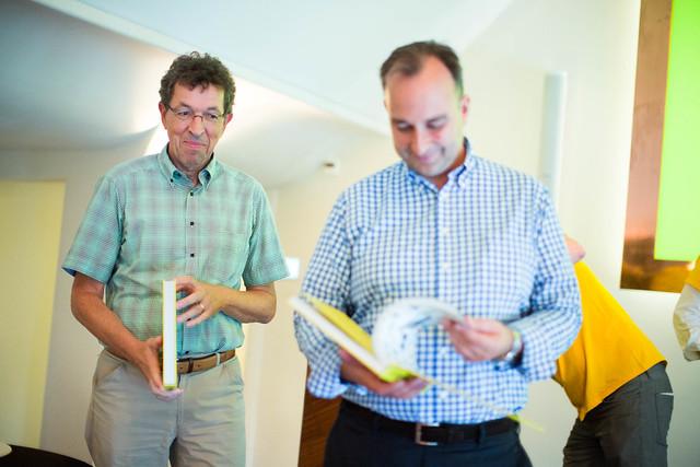Book launch Design A Better Business